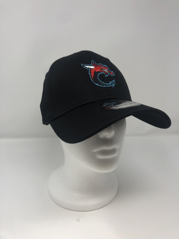 New Era Structured Stretch C Logo Cap