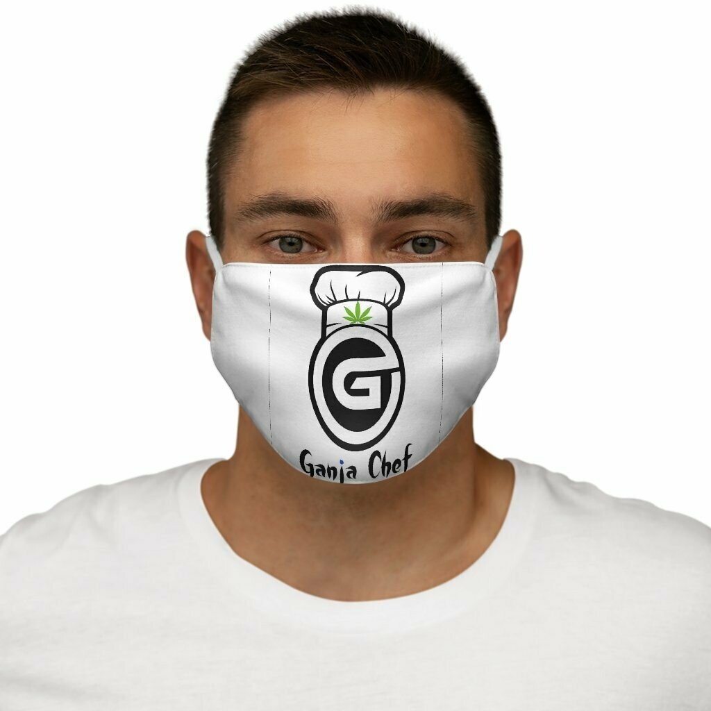 Ganja Chef Snug fit Facemask