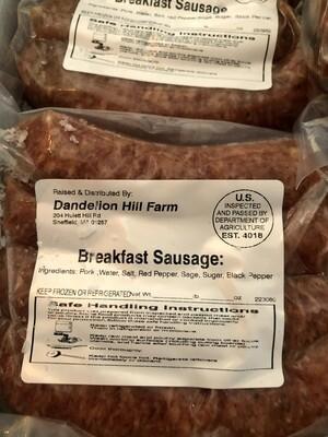 Woodland Pork Breakfast Sausage