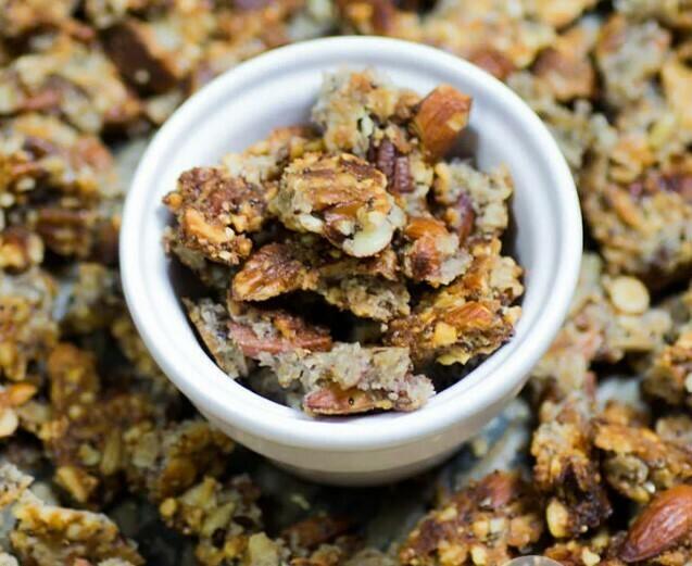 Keto Crunch Granola