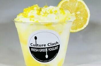 Lemon Curd Greek Yogurt