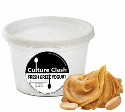 Peanut Butter Pie Greek Yogurt