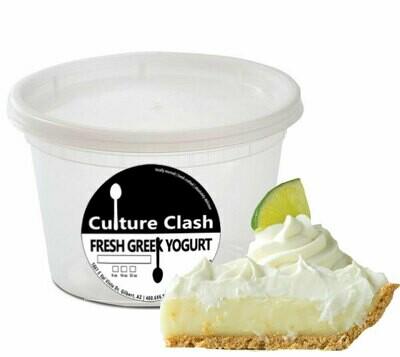 Key Lime Pie Greek Yogurt