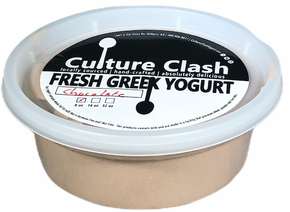 Chocolate Greek Yogurt