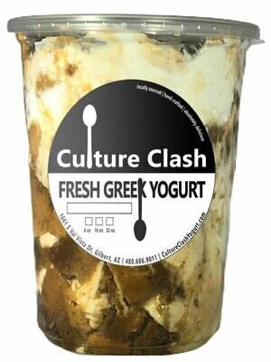 Pumpkin Pie Greek Yogurt