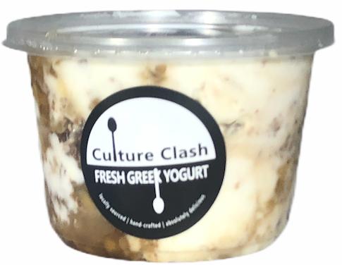 Honey Walnut Greek Yogurt