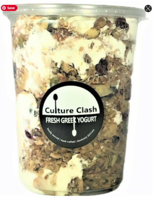 Keto Crunch Greek Yogurt