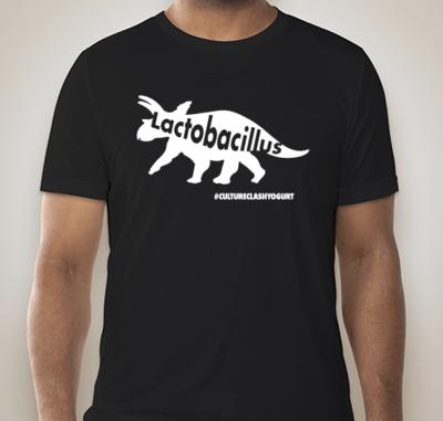 Lactobacillus Culture Clash T-Shirt