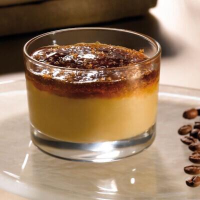 Espresso Creme Brûlée Greek Yogurt