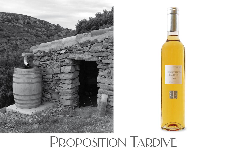 Proposition Tardive N°19 en 50 cl carton de 6 bouteilles