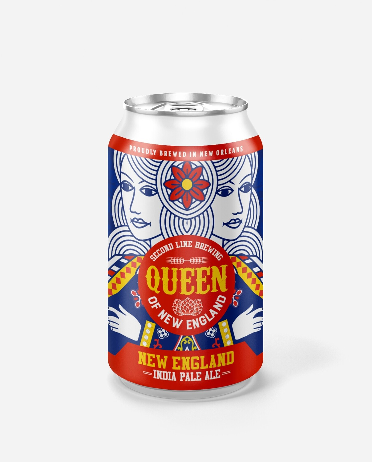 Queen of New England IPA - Four Pack Cans