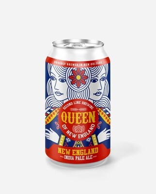 Queen of New England IPA - Growler Fill