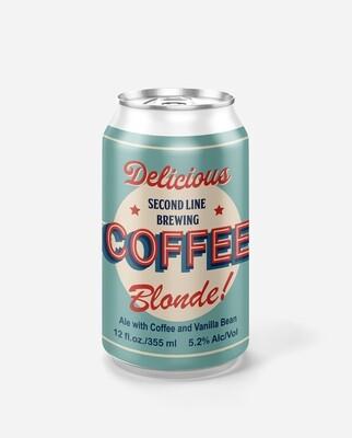 Coffee Blonde Ale - Growler Fill