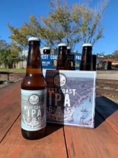 West Coast Style IPA - 6-pack 12oz Bottles