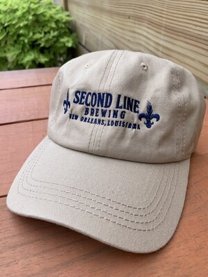 Second Line Brewing Hat