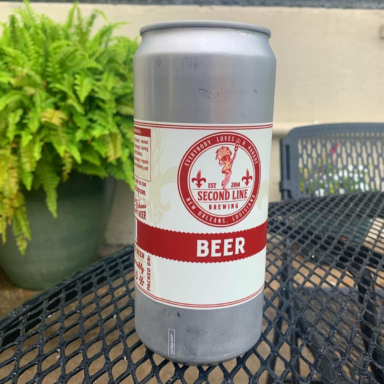 32oz Crowler of Draft Beer