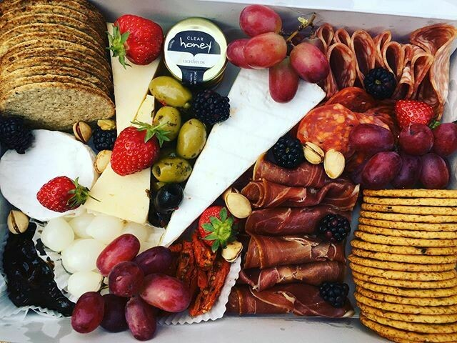 Cheese & Charcuterie Box- Delivery 18th July