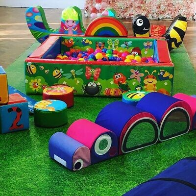 Little Critters Soft Play Hire