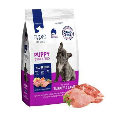 Hypro Premium Turkey & Lamb Puppy.....from