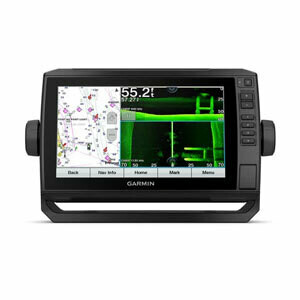 Garmin Echomap UHD 95sv combo sounder / GPS incl Transducer and Map