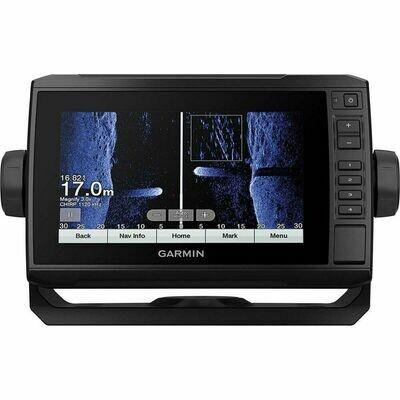 Garmin Echomap UHD 75sv combo sounder / GPS incl transducer and map
