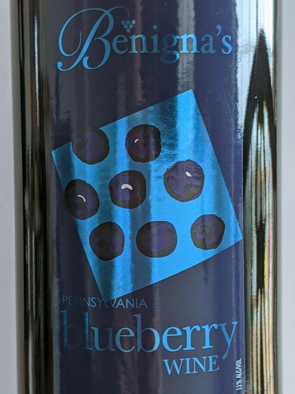 Blueberry, 750 ml