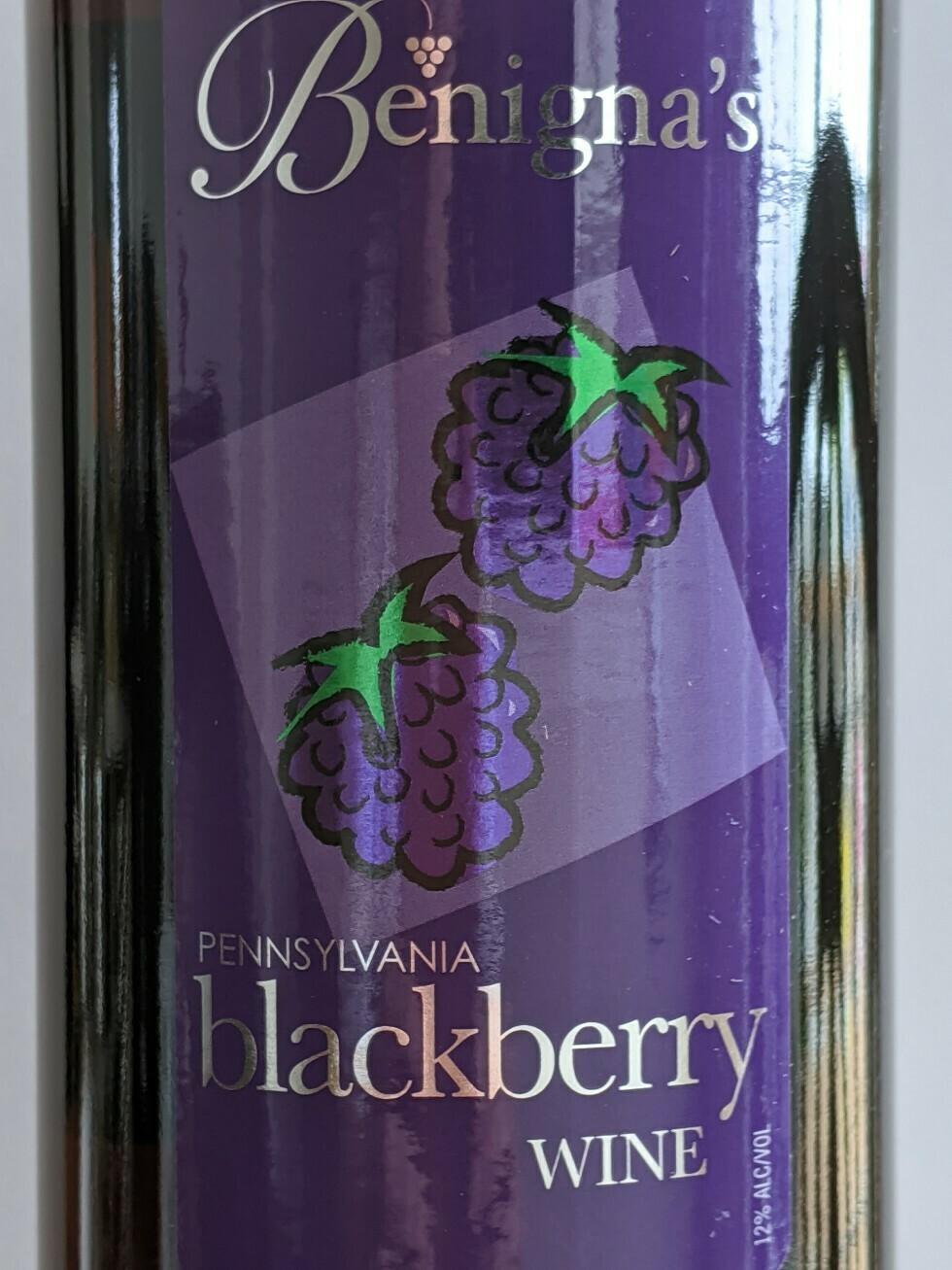 Blackberry, 750 ml