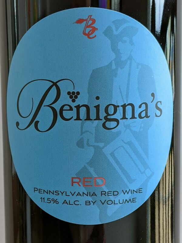 Benigna's Red, 750 ml