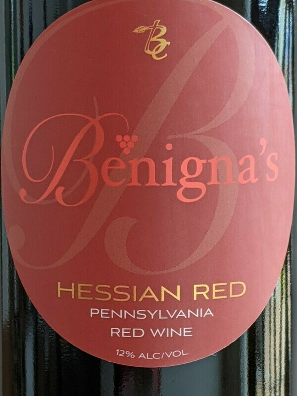 Hessian Red, 750 ml