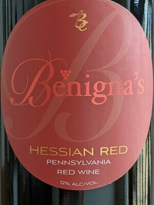 Hessian Red, 750 ml