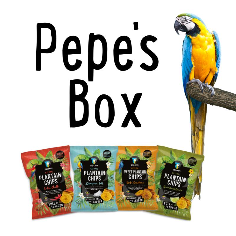 Pepe's Box! 40 x 30g