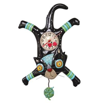 Craft Cat Clock