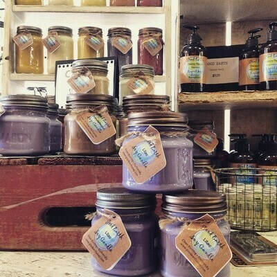 8oz Soy Candles