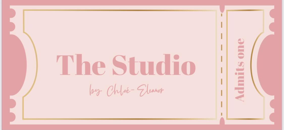Studio Gift Voucher