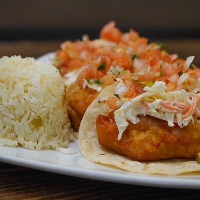 Fish Tacos | Tacos de Pescado