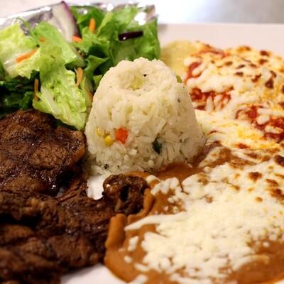 Grilled Steak | Tampiqueña