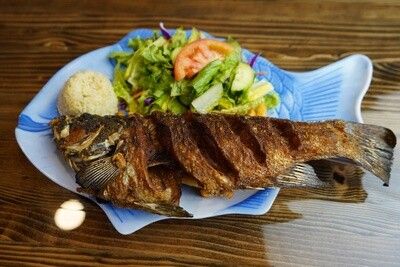 Fried Fish | Pescado Frito
