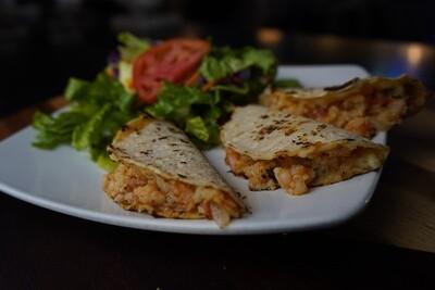 Shrimp Tacos | Tacos de Camaron