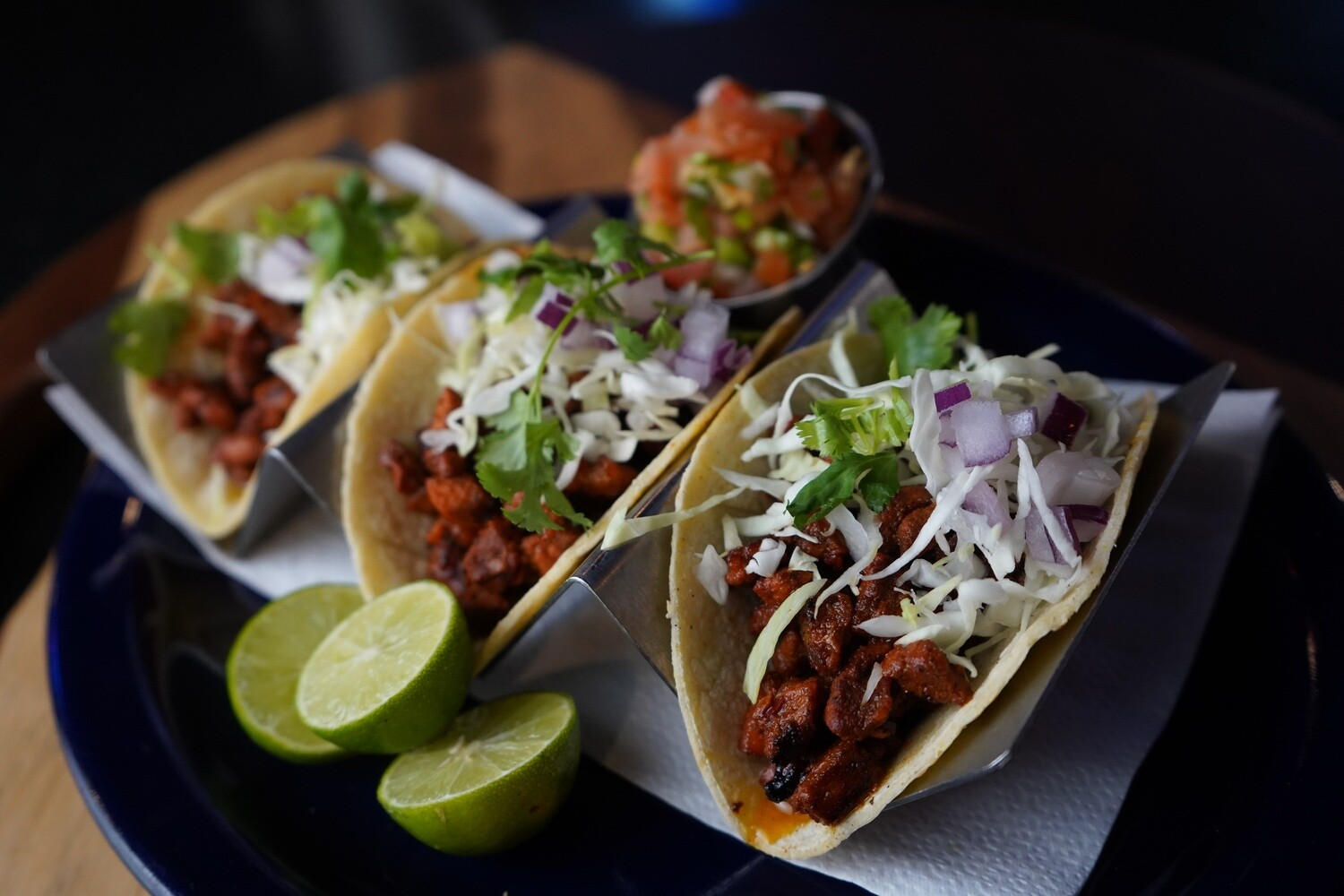 Marinated Meat Tacos | Tacos Carne Adobada