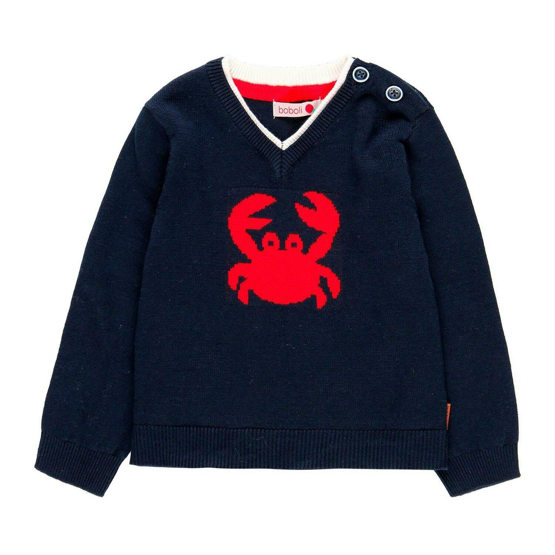 Jersey tricotosa de bebé niño  BOBOLI