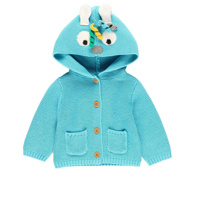 Chaqueta tricotosa de bebé  BOBOLI