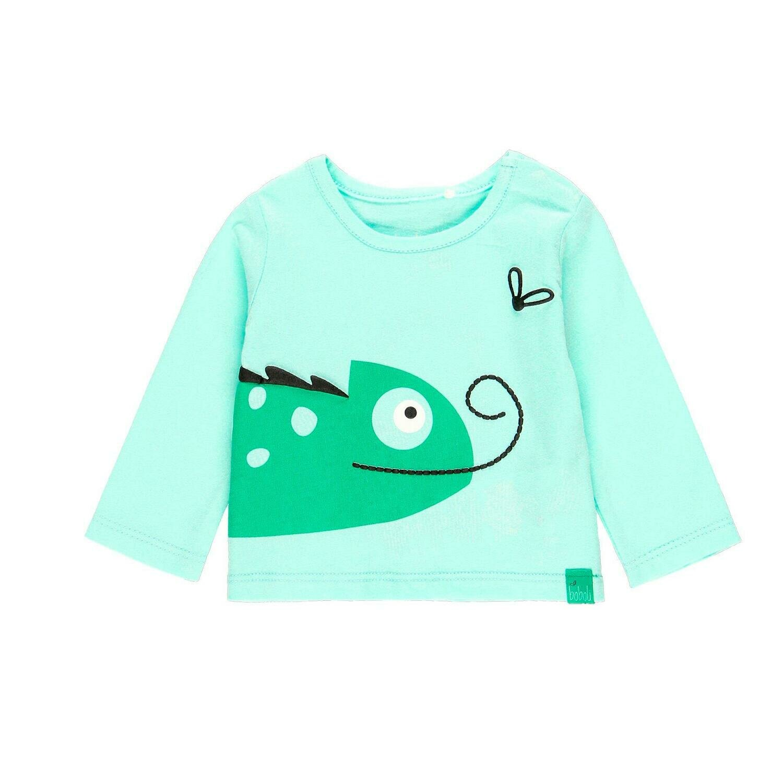 Camiseta punto de bebé niño  BOBOLI