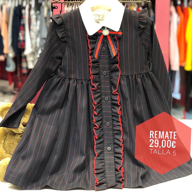Vestido Rochy talla 5