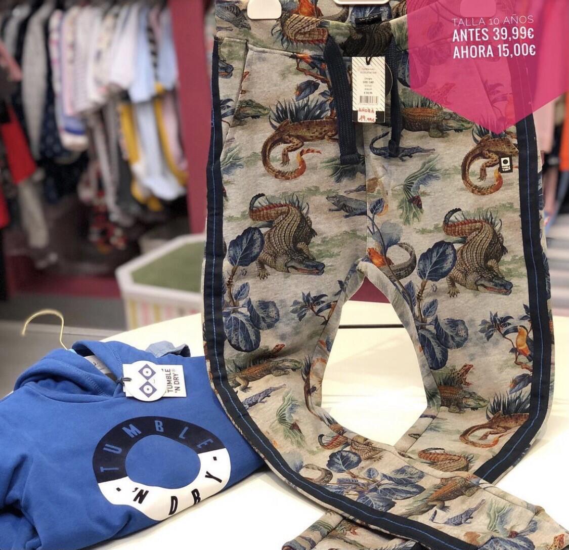 Pantalón TUMBLE talla 10 OUTLET
