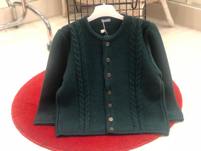 Chaqueta tricot talla 8