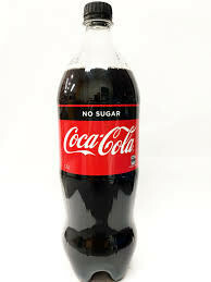 Coke zero 1.25ml