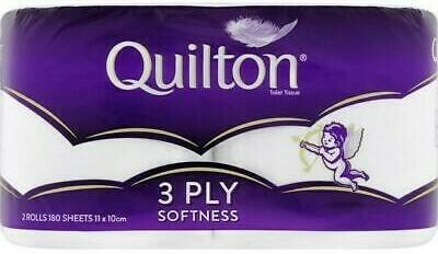 Quilton 10 pk toilet paper