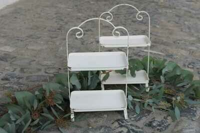 Etagere weiss