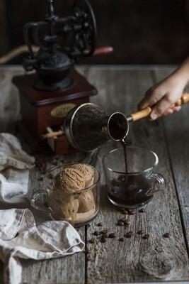 Мороженое Кофейное