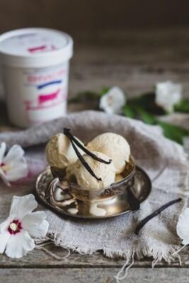 Мороженое Мадагаскарская ваниль